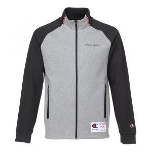 CHAMPION Sweatshirt zippé - Homme - Noir