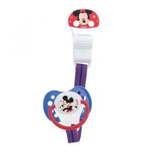 DODIE Att. Sucette Ruban Mickey (Lot de 2)