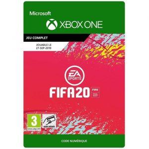 FIFA 20 Édition Standard Clé d'activation Jeu Xbox One à télécharger