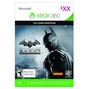 Batman - Arkham Origins - Blackgate Jeu Xbox 360 à télécharger
