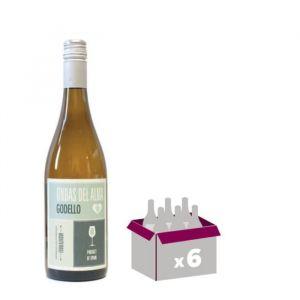 ONDAS DEL ALMA Monterrei Vin d'Espagne - Rouge - 75 cl - DO x 6 - Vin d'Espagne  Ondas Del Alma Monterrei D.O. x 6