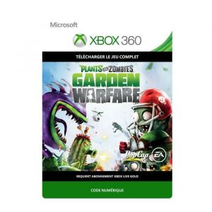 Plants vs Zombies - Garden Warfare Jeu Xbox 360 à télécharger