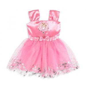 DISNEY PRINCESSES Robe Rose Enfant Fille