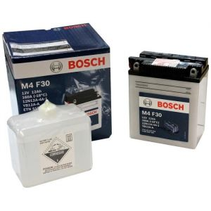 BOSCH M4F30 Batterie Moto 12V 12Ah 120A
