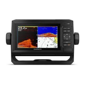 GARMIN Combiné GPS Sondeur Echomap Plus 62CV + Sonde GT20-TM
