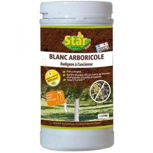 STAR JARDIN Blanc arboricole - 1 L