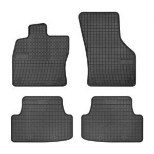 DBS - Tapis voiture / auto - Sur Mesure pour IBIZA (2008 - 2017) - 4 pièces - Antidérapant - Souple - 100% Caoutchouc