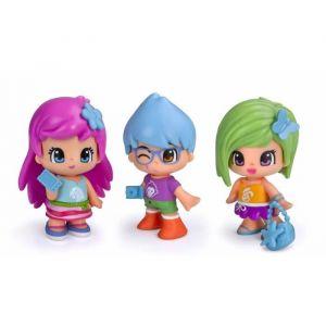 Pinypon - Le coffret de 6 figurines City