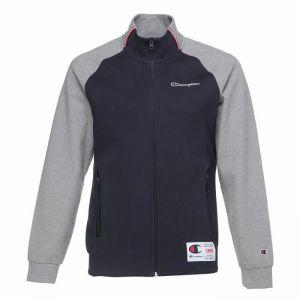 CHAMPION Sweatshirt zippé - Homme - Bleu marine