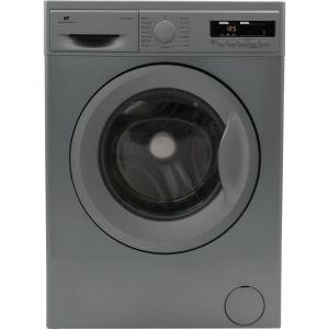 CONTINENTAL EDISON Lave-linge frontal 12 kg 1200 trs/min A+++ départ différe affichage digital silvermoteur induction