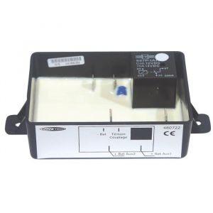 INOVTECH Coupleur / Séparateur - Spécial 3ème batterie