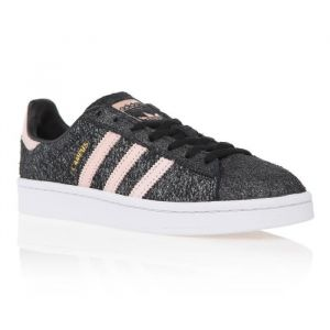 ADIDAS ORIGINALS Baskets Campus Femme - Noir et Rose