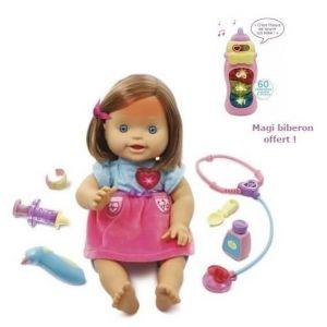 VTECH - Little Love - Ma poupée à soigner & Magi biberon interactif