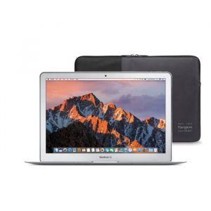 "APPLE MacBook Air MQD32FN/A - 13"" Intel Dual Core i5 1,8Ghz - Stockage 128Go - Gris métallique + housse 13 - 14"""