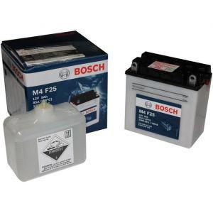 BOSCH M4F25 Batterie Moto 12V 9Ah 80A