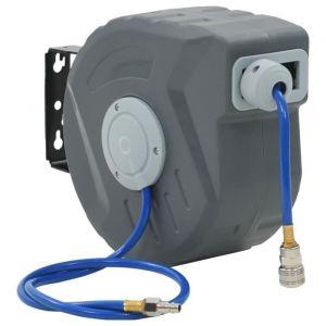 Neuf&3819Magnifique parfait- Dévidoir Enrouleur - Enrouleur Tuyau Arrosage Enrouleur tuyau d'eau rétractable automatique - tuyau d'