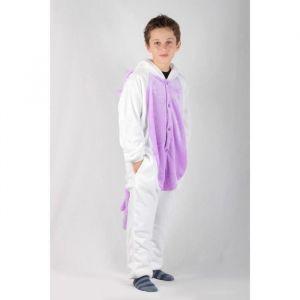 KIGURUMI Enfant Licorne Violette