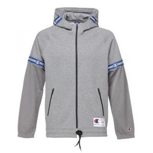 CHAMPION Sweatshirt à capuche - Homme - Gris