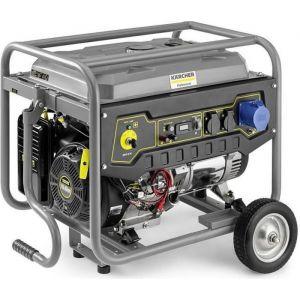Karcher - Groupe électrogène 5kW moteur à essence 4 temps 25L - PGG 6/1