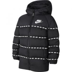 Veste Nike Sportswear noir enfant