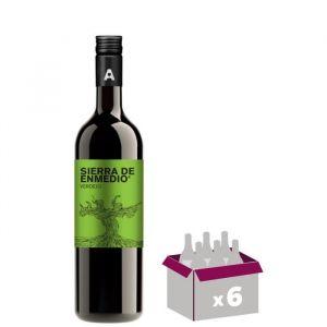 BODEGA ALCENO Sierra de Enmedio Verdejo - Vin Blanc - 6x 75 cl - BODEGA ALCENO Sierra de Enmedio - Verdejo - Vin Blanc - 6x 75 cl