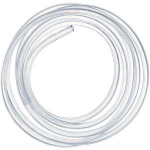 Kesote Tuyau PVC Souple Transparent 3 Mètres, 10 × 12mm Tube Flexible de Pression