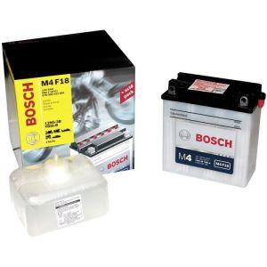 BOSCH M4F18 Batterie Moto 12V 5Ah 30A