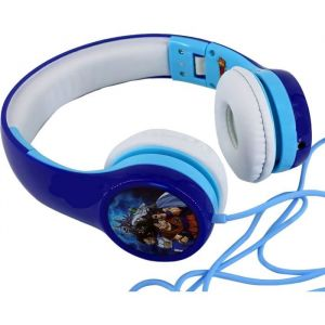 DRAGON BALL Z SUPER Casque audio enfant Trunks et Goten - Bleu
