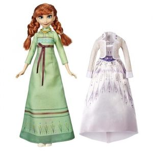 Disney La Reine des Neiges 2 – Poupee Princesse Disney Anna - Robe et chemise de nuit