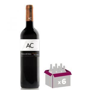 AC 2014 Ribera del duero - Vin rouge d'Espagne - Ribera del duero - 75 cl