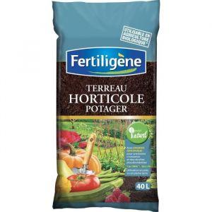 FERTILIGENE Terreau Horticole Potager - 40 L