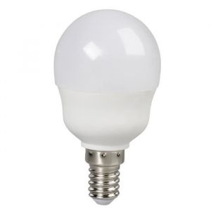 EXPERTLINE Ampoule décorative LED E14 G45 avec télécommande 3,5 W 16 couleurs (Lot de 2)