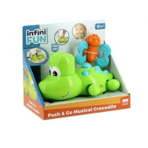 INFINI FUN Press&Go Crocodile