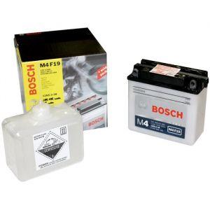 BOSCH M4F19 Batterie Moto 12V 6Ah 40A