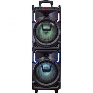 INOVALLEY  MS01XXL Enceinte Nomade Karaoke Trolley - bluetooth - 800W
