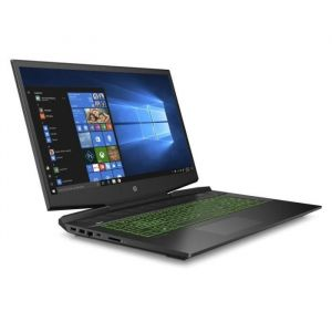 """HP Pavilion Gaming PC Portable - 17-cd0040nf - 17,3"""" FHD - i7-9750H - 8Go - 1To HDD + 256Go SSD - GTX 1660Ti 6Go - FreeDOS 3.0"""