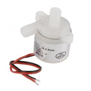 Pompe à eau, 1 pcs Mini pompe à eau sans balai de qualité alimentaire 12V DC 6W pour instruments médicaux pompe à eau solaire