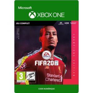FIFA 20 Champions Edition Jeu Xbox One à Télécharger