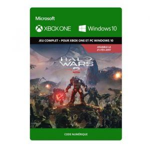 Halo Wars 2 Jeu Xbox One à télécharger