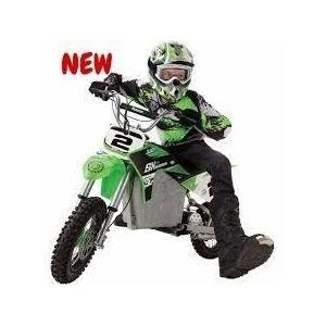 RAZOR Moto electrique Enfant SX350