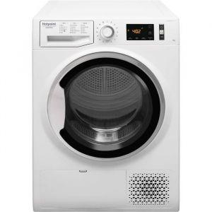 HOTPOINT - NTM1182SKFR - Sèche linge - 8 Kg - Pompe à chaleur - A++ - Blanc