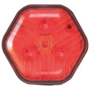 LIGGOO - Palet lumineux rouge et cordon usb Liggoo