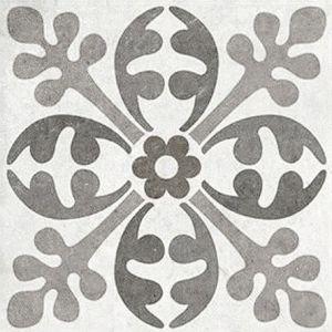 MALTA Carrelage sol et mur en grès cérame émaillé - 1,08 m² - 30 x 30 cm - Gris