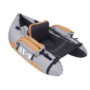 JMC SPARROW Float Tube AX-S Premium Gris/Orange