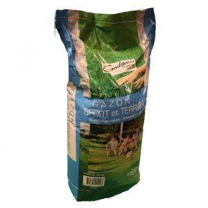 GONDIAN Gazon sport&terrain sec - 2,5 kg