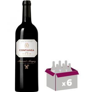 BERNARD MAGREZ Confianza - 2009 - Toro - Vin Rouge d'Espagne - 75 cl x6