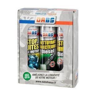 DABS Kit Préparation contrôle technique moteur diesel