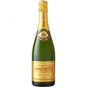 Champagne Charles Lafitte Belle Cuvée Brut - Charles Lafitte - Belle Cuvée - Champagne - Brut