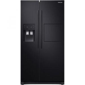 refrigerateur samsung noir comparer 15 offres. Black Bedroom Furniture Sets. Home Design Ideas