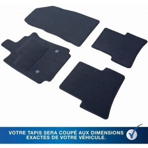 TAPIS RENAULT TRAFIC Siege+Banquette